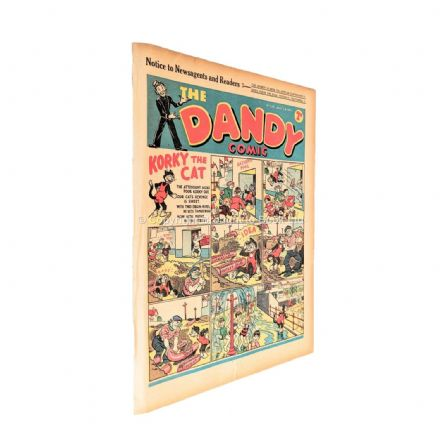 The Dandy Comic No 195 August 23rd 1941 D.C. Thomson